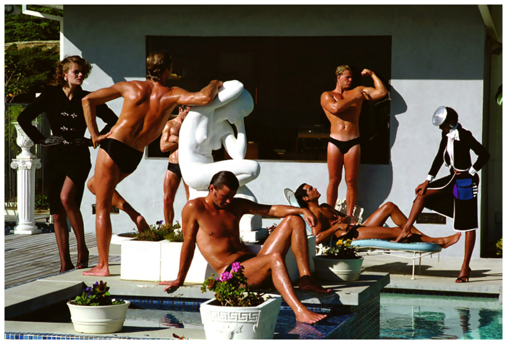 Source: Helmut Newton for Stern