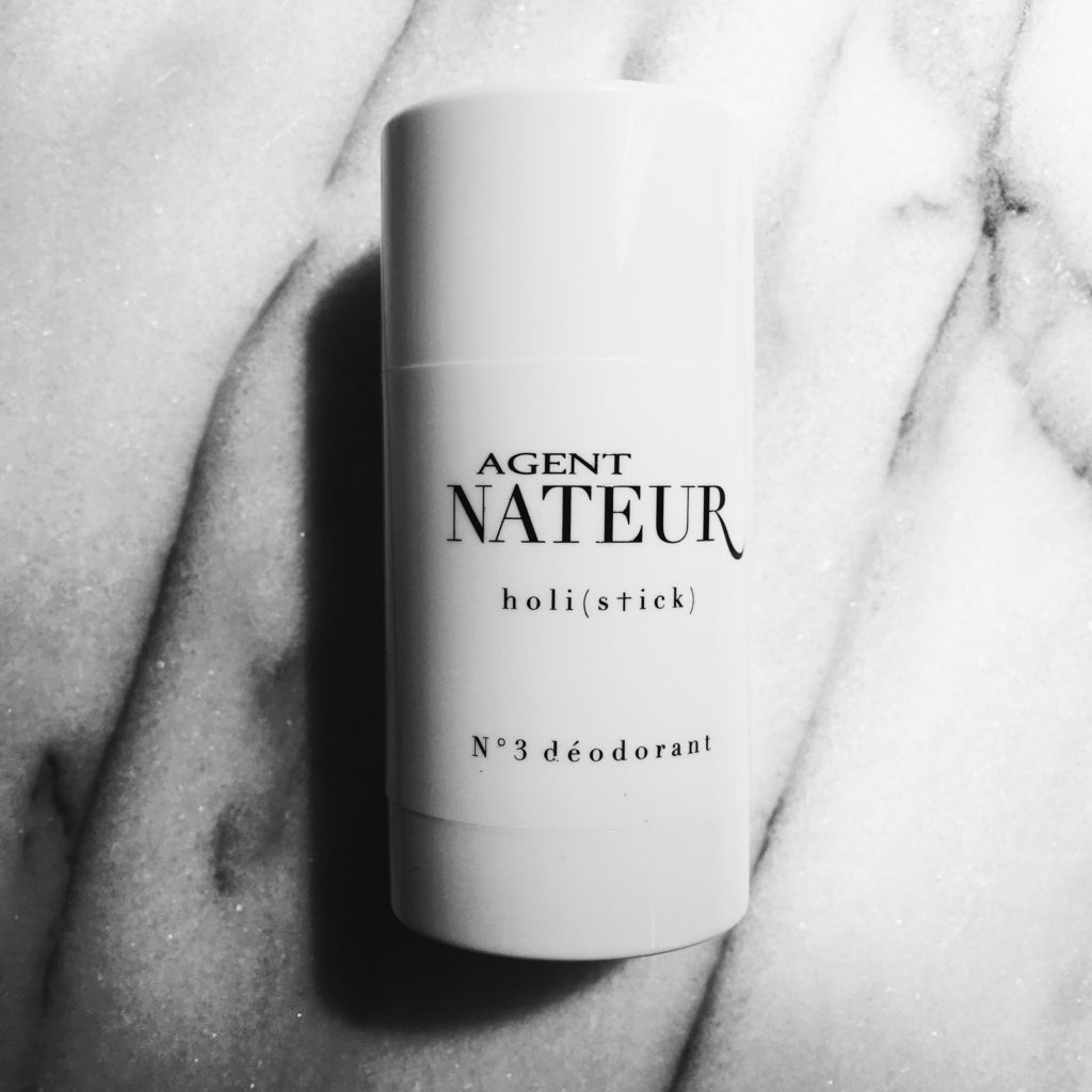 AGENT NATEUR N ° 3  deodorant: The Organic Line with a Massive Cult Hit