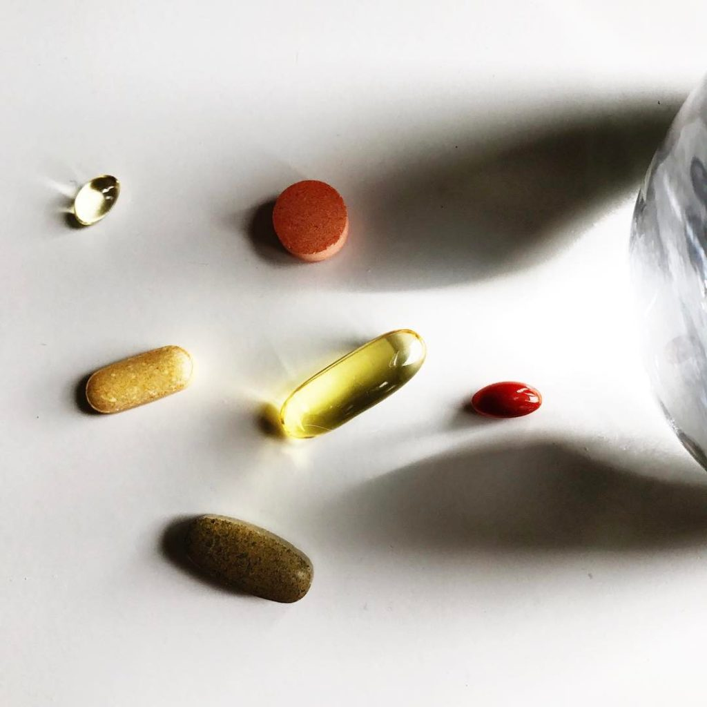 Talking Supplements: What We're Taking