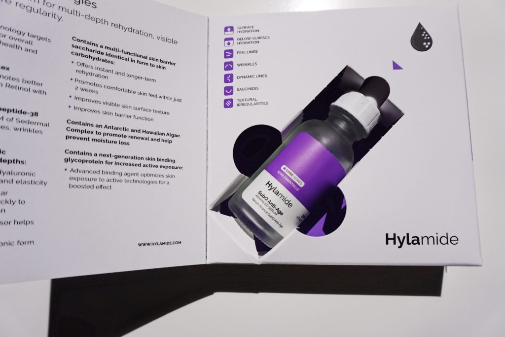 Hylamide SubQ Anti-Age – REVIEW