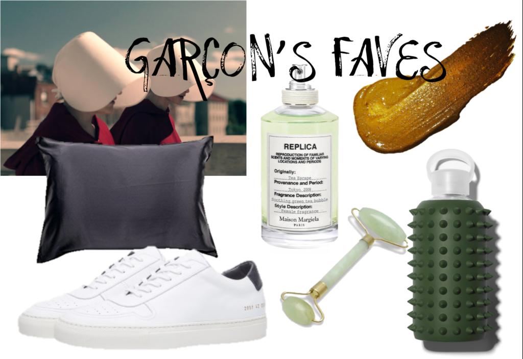 Garçon's Faves: April/May 2017