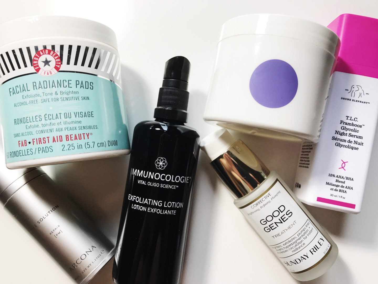All About Acids – The Key to Glowing Skin