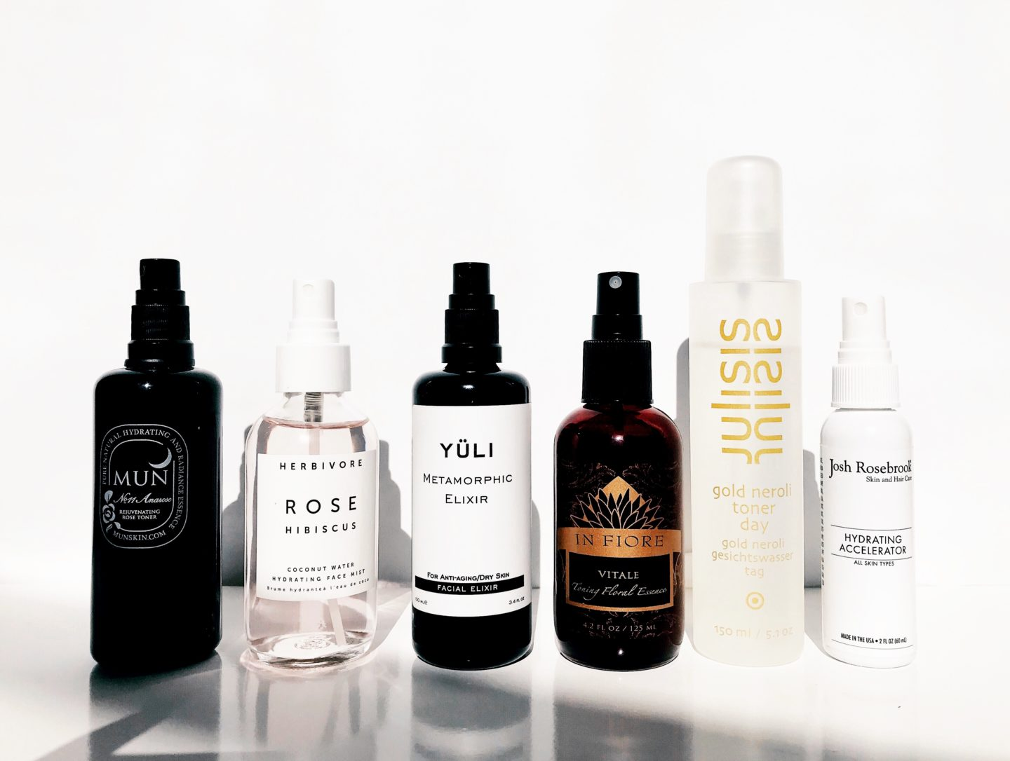 THE ESSENTIAL FACE MISTS