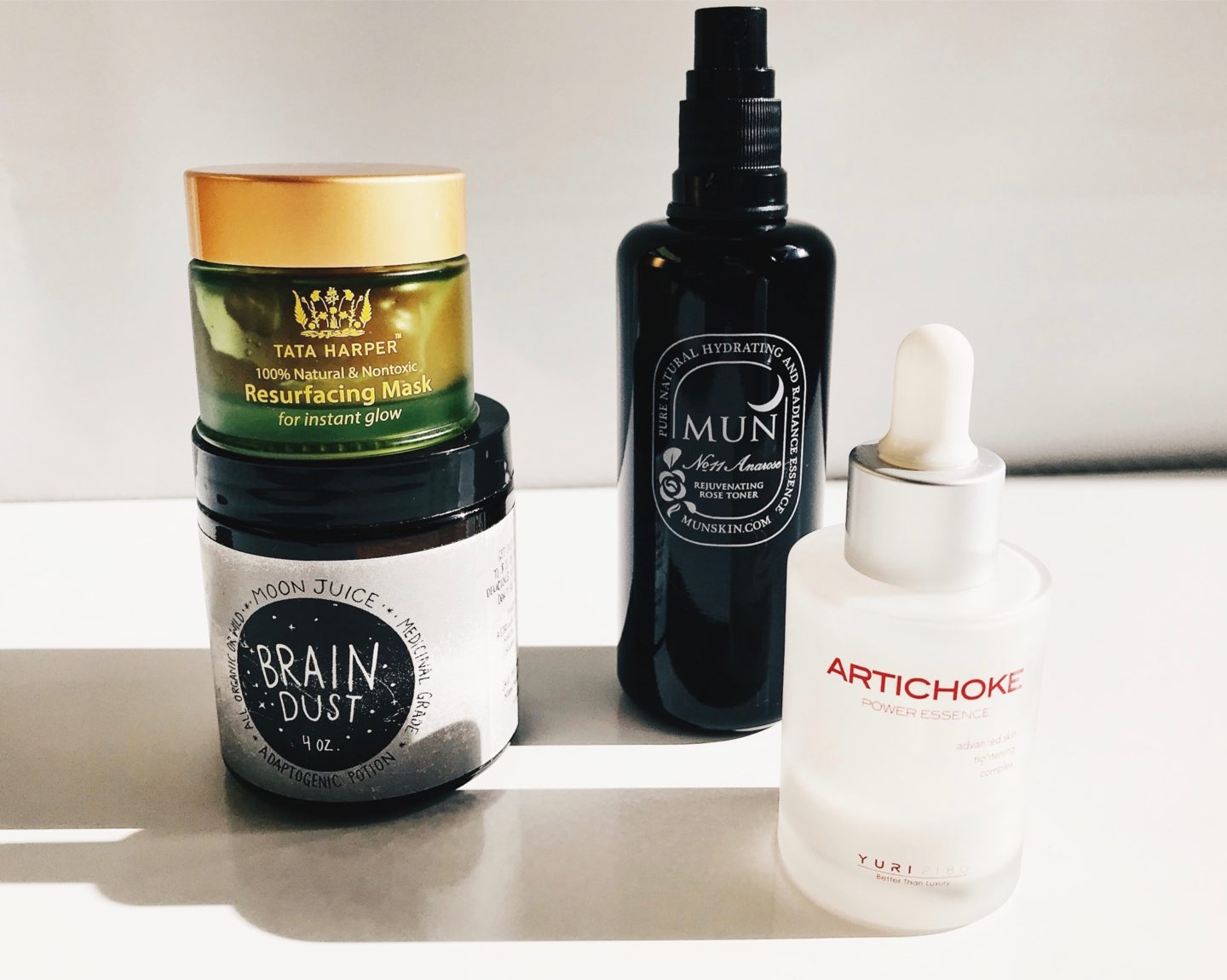 Products We Finished: Fall 2017