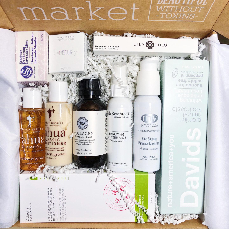Best of Green Beauty Box 2017 – The Detox Market